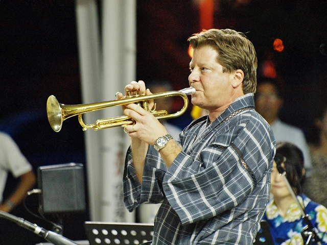Mike Ponella Trumpet Player
