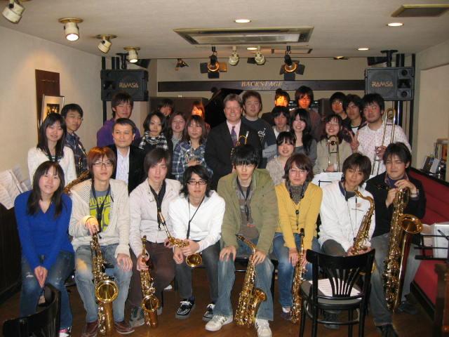 Mike Ponella Trumpet Clinician